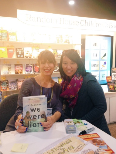 E. Lockhart, author of We Were Liars