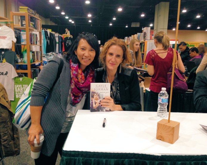 Gayle Forman, author of If I Stay and Just One Day