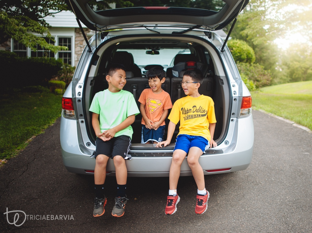 Slice of Life: To MInivan or Not to Minivan | triciaebarvia.org