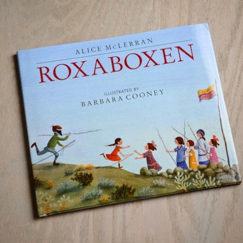 Roxaboxen-book