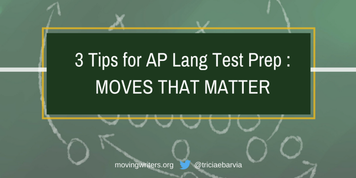 3 Tips for AP Lang Test Prep